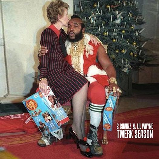 Lil Wayne et 2 Chainz dévoilent Twerk Season