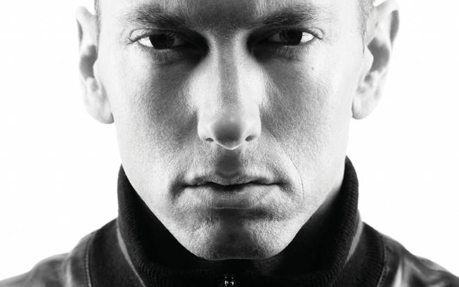 Eminem dévoile la pochette de son prochain projet The Marshall Mathers LP 2