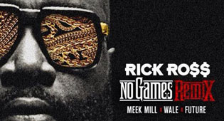 Rick Ross No Gamesa