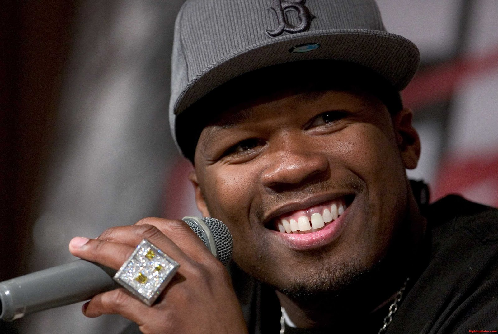 50 Cent annule la sortie de BLACK MAGIC