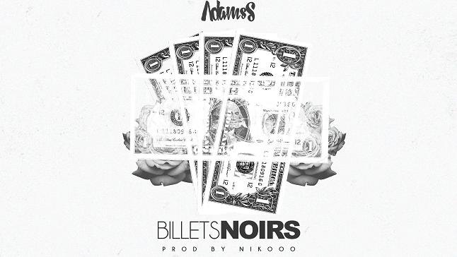 ADAMSS - BILLETS NOIRS
