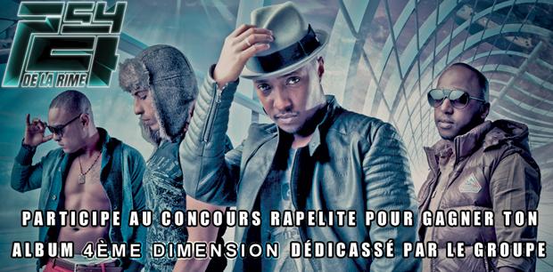 Jeux concours Psy 4 de La Rime - 4eme Dimension : les gagnants