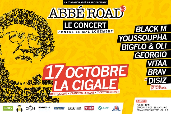Abbé Road troisième édition