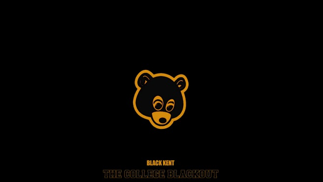 Black Kent the college blackout 370