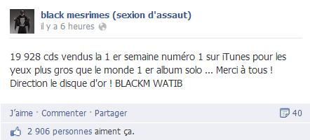 Black M Fb
