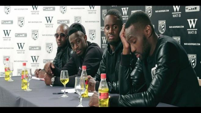 """Black M présente le clip du titre """"Je Ne Dirais Rien"""" F/ The Shin Sekai & Doomams"""