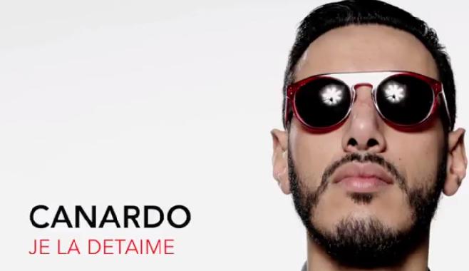 """Canardo présente son nouveau morceau """"Je la détaime"""""""