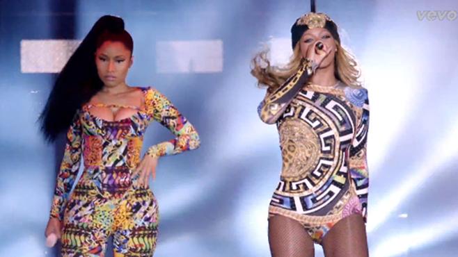 Nicki Minaj Beyoncé