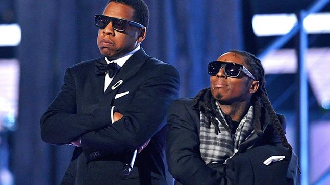 Jay-Z - Lil Wayne