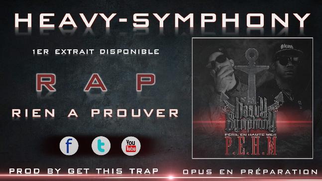 Cover de Heavy Symphony
