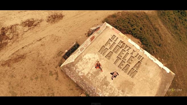 « Fidèle à ma Team » le nouveau clip de DJ Kayz Featuring Jul