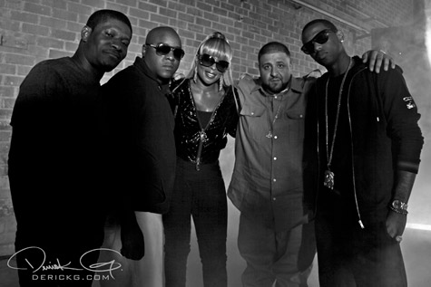 DJ Khaled f  Mary J. Blige Fabolous  Jadakiss - It Aint Over Til Its Over