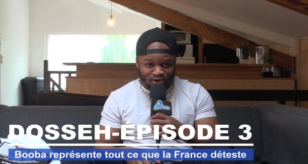 Dosseh - Booba représente tout ce que la France déteste