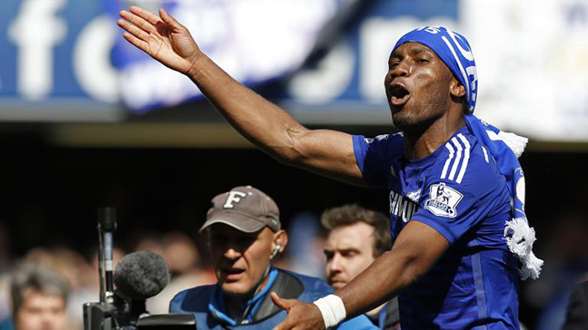 DROGBA PREMIER LEAGUE