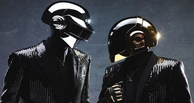 Daft Punk collabore avec Kanye West