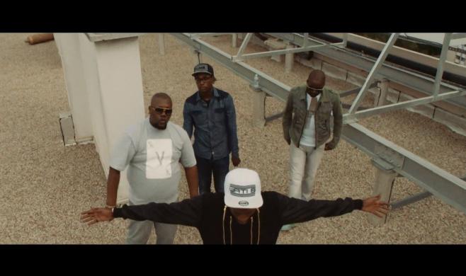 """""""Madame la Chance"""" le nouveau clip de Dr Beriz F/ Dry, Jr O Crome et Lio Petrodollars"""