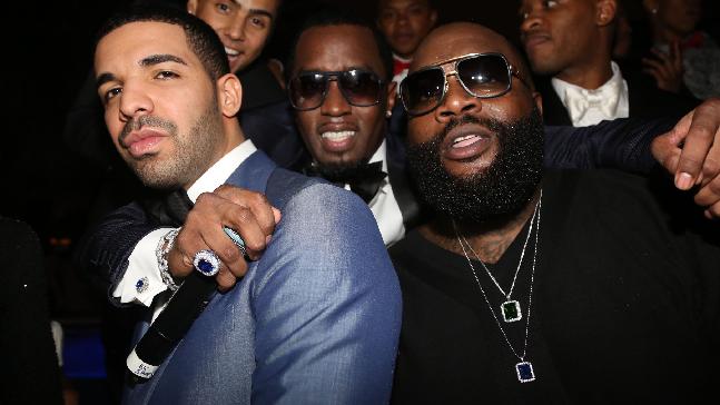 Drake et Rick Ross