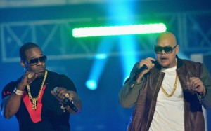 Busta Rhymes & Fat Joe