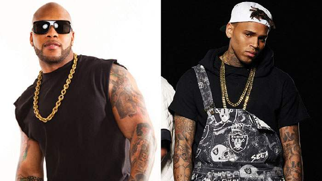Flo Rida & Chris Brown