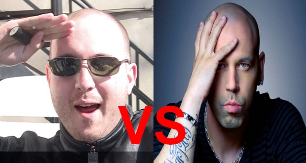 Gaiden vs Sinik : ca chauffe !!!