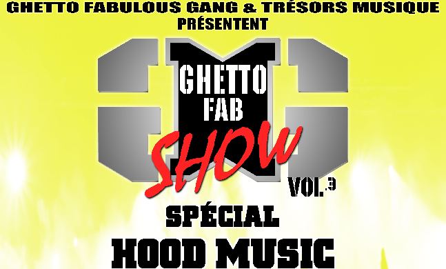 GHETTO FAB VOL 3