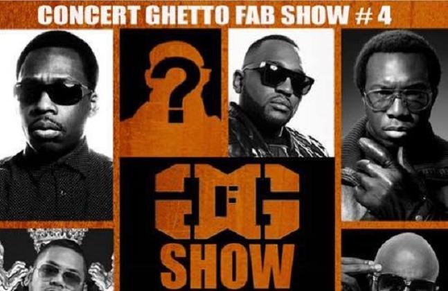 Ghetto Fab Show #4