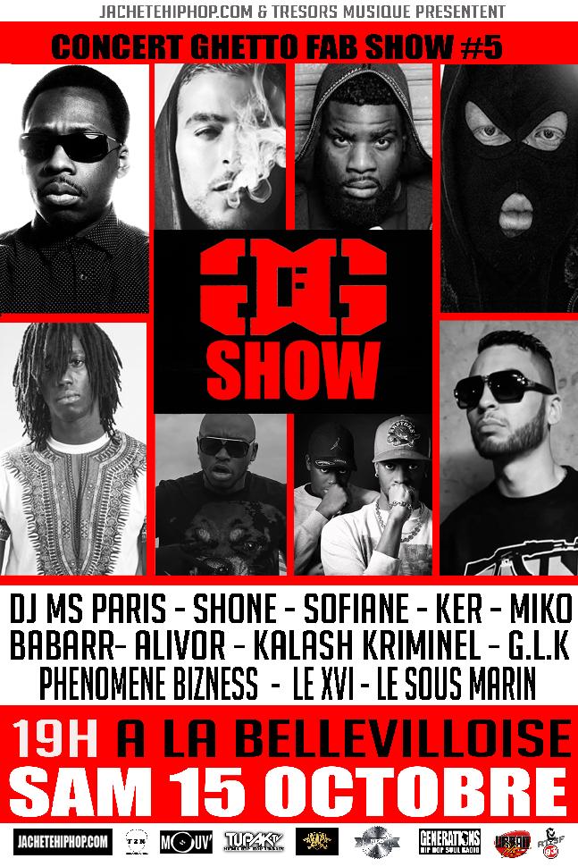 Ghetto Fab Show #5
