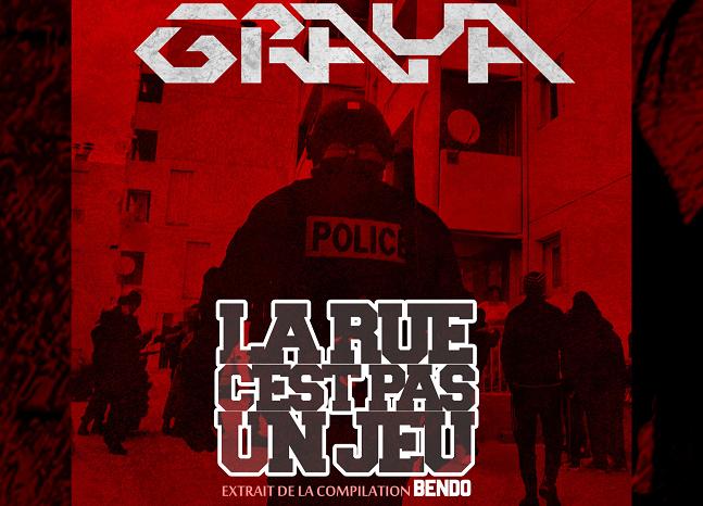 Graya - La rue c'est pas un jeu