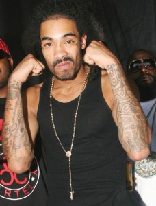 Gunplay menaçant envers les membres du G-Unit