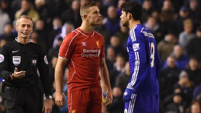 Henderson vs Diego Costa