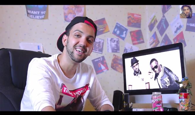 Jhon Rachid présente « J'ai mal Au Rap #7 – The Shin Sekaï »