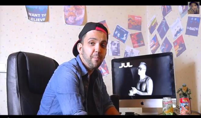 Jhon Rachid présente « J'ai mal Au Rap #7 – Jul »