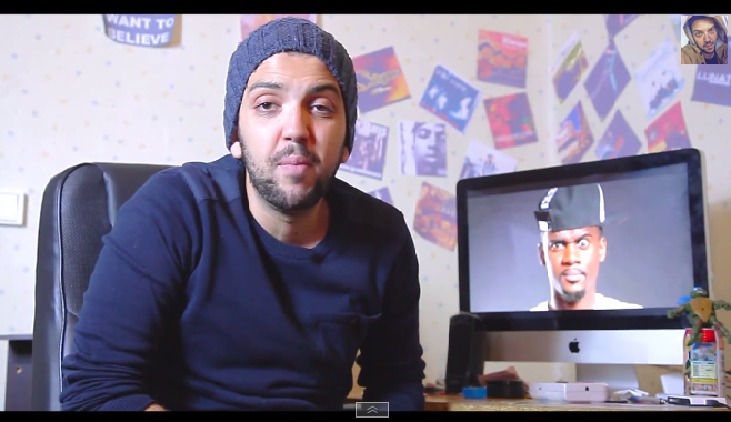 Jhon Rachid présente « J'ai mal Au Rap #9 – Black M »