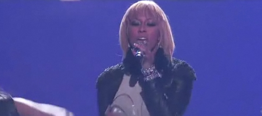 Keri Hilson - Lose Control (So You Think You Can Dance Live)