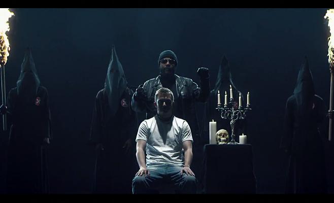 Lino – Suicide Commercial « La liberté d'expression s'arrête aux portes De La Main D'Or »