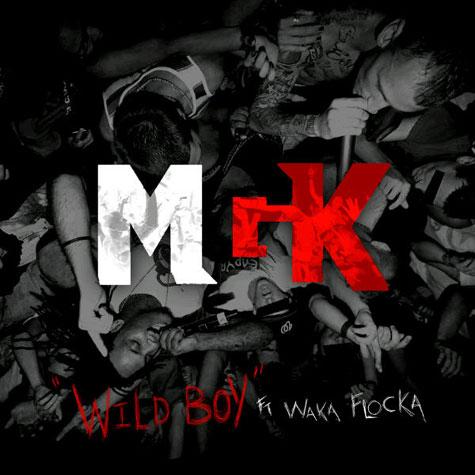 Machine Gun Kelly f Waka Flocka Flame Wild Boy