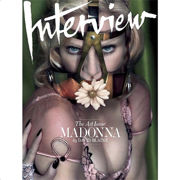 Madonna nue 4