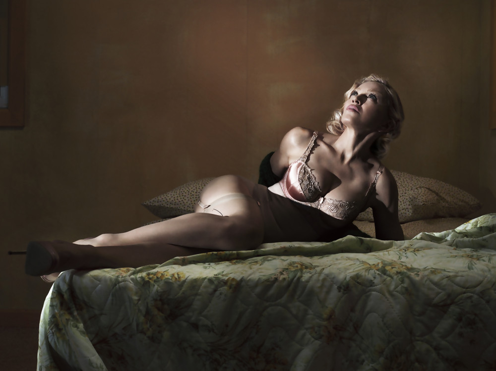 Madonna nue 9