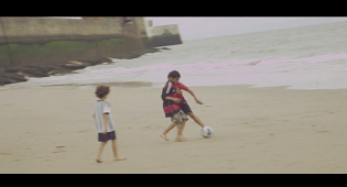 Gaza Soccer Beach