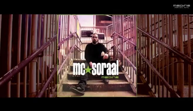 """MC Soraal"" le nouveau titre de Medine"