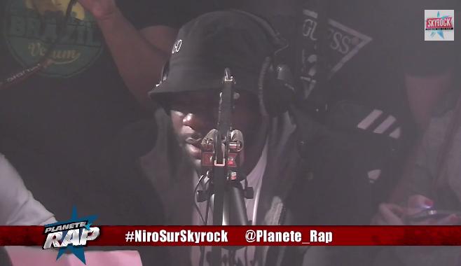 Willaxxx est Miro en live du Planète Rap de Niro