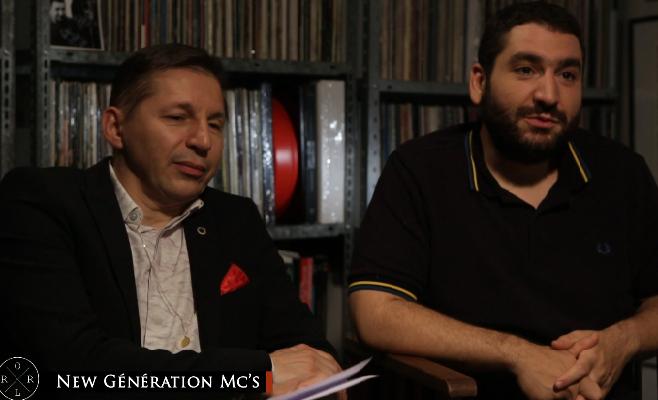 """""""On refait le rap"""" le nouveau talk-show animé par Olivier Cachin, Mouloud Achour, Sear et Jean-Pierre Seck"""