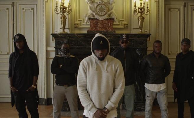 """NJ présente une cover du morceau """"3G"""" de Booba"""