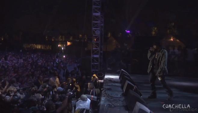 "Live : Nas interprète son album ""Illmatic"" en compagnie de Jay Z et Diddy"