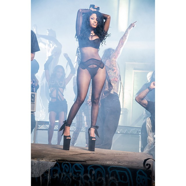 Nicki Minaj Only 4