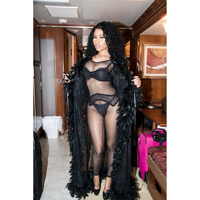 Nicki Minaj Only 7