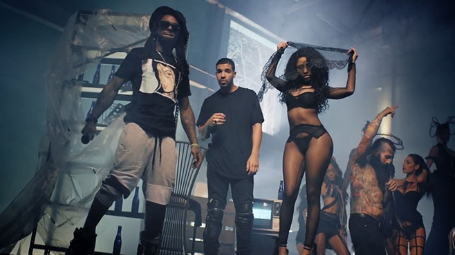 Nicki Minaj - Only ft. Drake, Lil Wayne