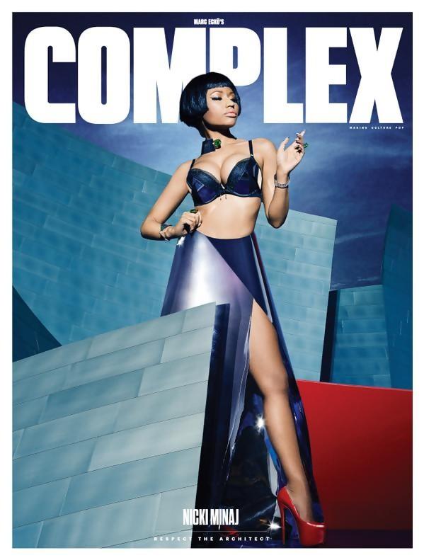 Nicki Minaj complex