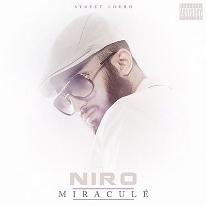 Cover de l'album Miraculé de Niro