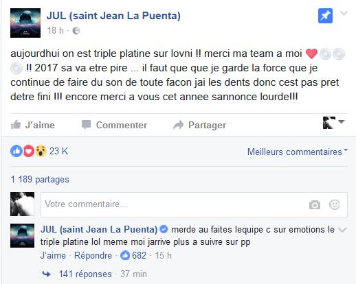 POST DE JUL